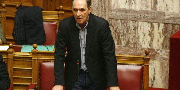 «Συμφωνία μέσα στις επόμενες ημέρες», δηλώνει ο Σταθάκης - Θα καταβληθεί η δόση στο ΔΝΤ, ξεκαθαρίζει...