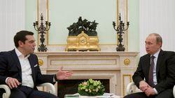 Κοινές δηλώσεις Τσίπρα-Πούτιν. Έντονο ενδιαφέρον για την κατασκευή ελληνικού αγωγού φυσικού αερίου και μηνύματα προς την