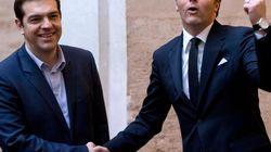 «Προσπαθούμε να δώσουμε ένα χέρι βοηθείας στην ελληνική κυβέρνηση» δηλώνει ο Ματτέο