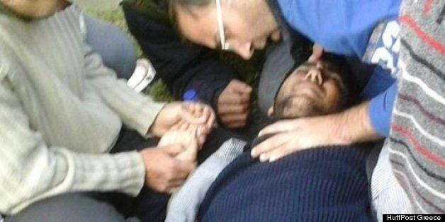 Νεαρός Σύριος απειλούσε να κρεμαστεί στο