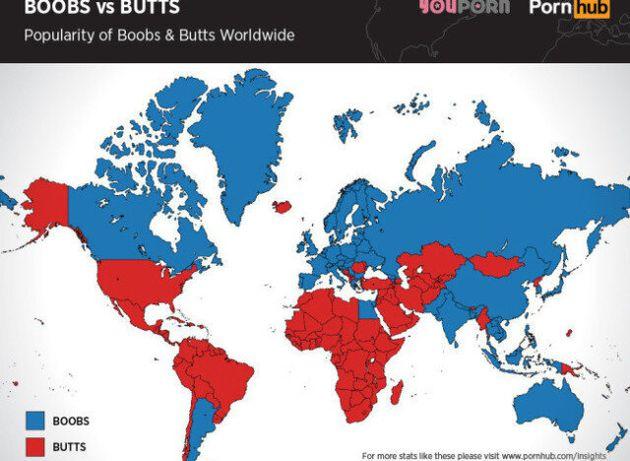 Γυναικεία οπίσθια και στήθος αναμετρούνται: Ποιος είναι ο