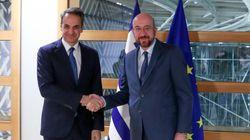 Οικονομία και ελληνοτουρκικά στο επίκεντρο της συνάντησης