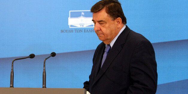 Την παραπομπή του Γιώργου Καρατζαφέρη αποφάσισε η Επιτροπή Ελέγχου των Οικονομικών της