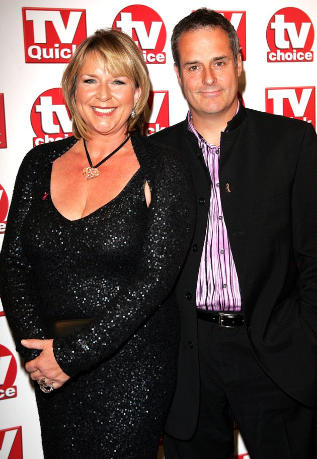 Fern Britton Splits From This Morning Chef Husband Phil Vickery After 20 Years