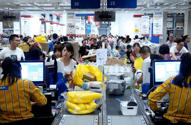 Apertura del IKEA de Zhengzhou, en Henan, en agosto