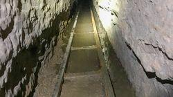 Scoperto tunnel da record dei narcos, oltre 1,3 km da Tijuana a San