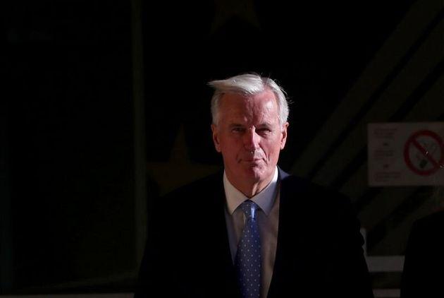 El negociador Michel Barnier, en una imagen de archivo tomada en