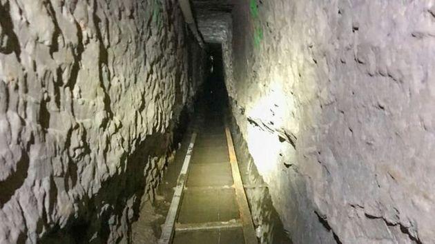 Σύνορα ΗΠΑ - Μεξικού: Ανακαλύφθηκε το μεγαλύτερο τούνελ διακίνησης