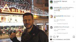 Giallo su Cattelan a Sanremo: la foto davanti all'Ariston insospettisce i