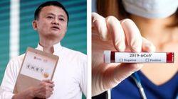 Jack Ma dona 13 milioni alla ricerca sul vaccino per il