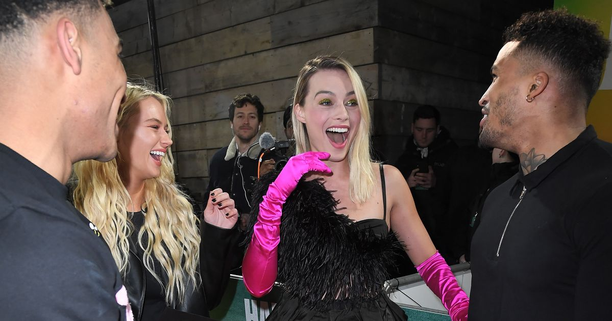 As It Turns Out, Margot Robbie's Love Island Encounter Didn't End On The Red Carpet