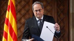 Torra deja en el aire la mesa de diálogo pactada por PSOE y