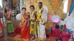 マレーシアでインド系結婚式にお呼ばれ☆会場はまさかの洞窟!?