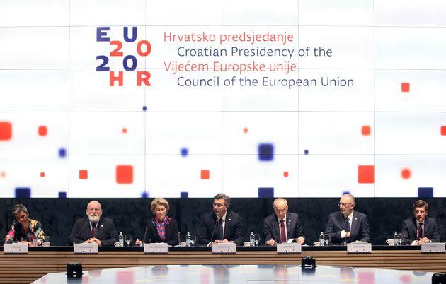Προτεραιότητες της Κροατικής Προεδρίας στην