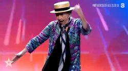 Italia's Got Talent: la 94enne Claudia va dritta in finale ballando il tip tap