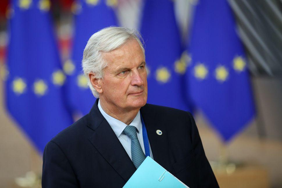 EU chief Brexit negotiator Michel Barnier will continue in his job.