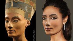 Nefertiti, María Antonieta y Cleopatra: cómo serían hoy los personajes más famosos de la