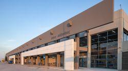 Εγκαινιάστηκε το πλήρως ανακαινισμένο αεροδρόμιο της Καβάλας «Μέγας
