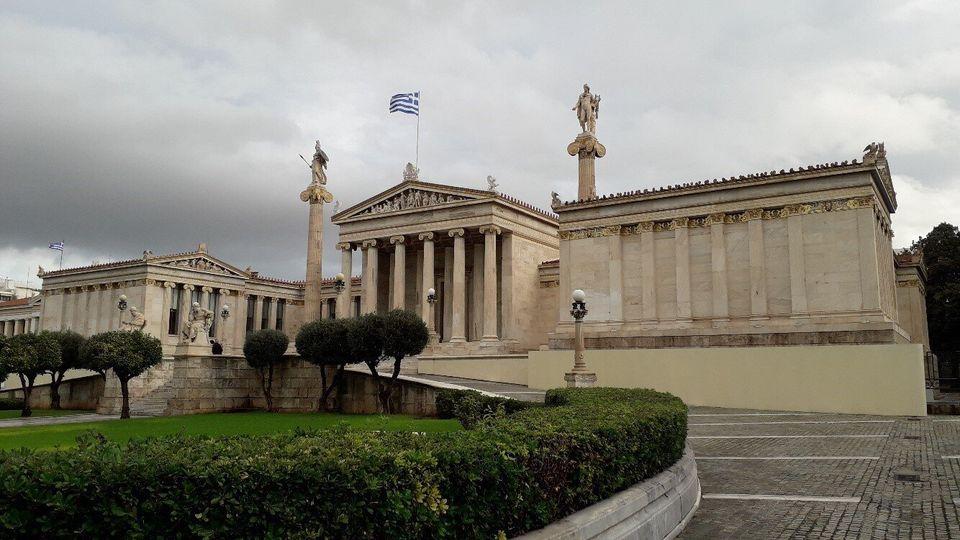 Ακαδημία Αθηνών: Μεγαλείο Αρχιτεκτονικής και Ελληνικού Πνεύματος | HuffPost  Greece