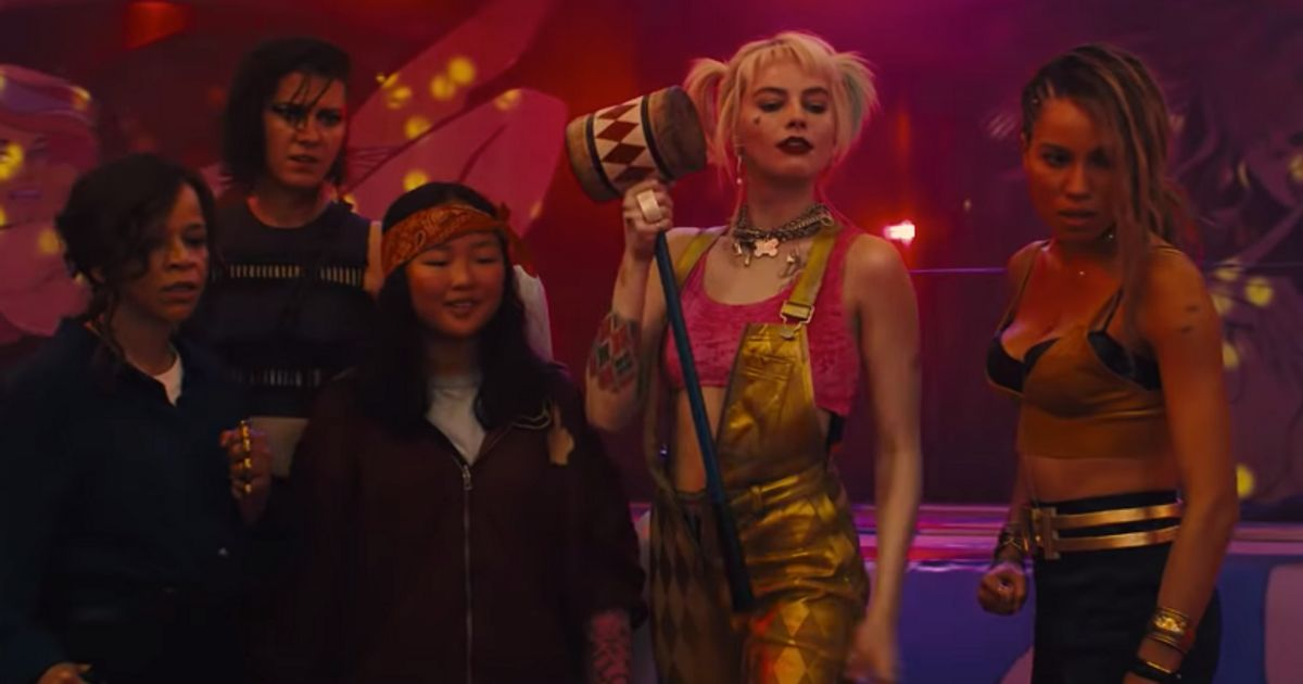 Birds Of Prey The Early Reviews Are In And They Re Surprisingly Really Positive Huffpost Uk