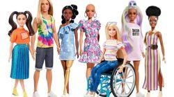 ¿Por qué son importantes las nuevas 'muñecas inclusivas' de