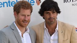 Close Family Friend Of The Royals Nacho Figueras Opens Up About Prince Harry's