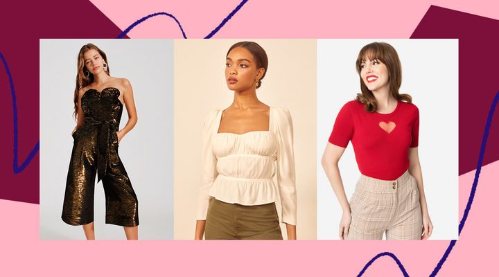 Don't know what to wear to date night on Valentine's Day? Don't worry, we found outfits for every occasion.
