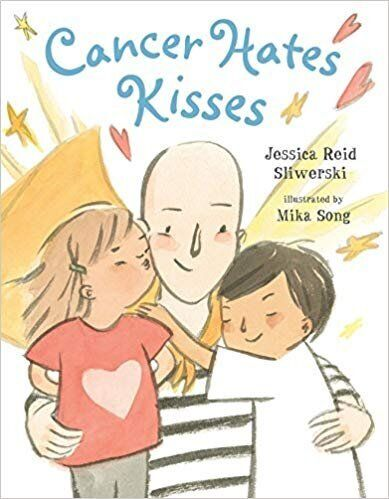 """Cancer Hates Kisses"" is told from the perspective of a child whose mom is battling cancer."