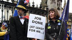 Οι Ευρωπαίοι αποχαιρετούν τη Βρετανία: Τι ακολουθεί το