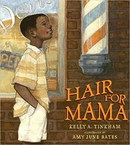 """Hair for Mama"" is based on the author's conversations about her diagnosis with her own child."