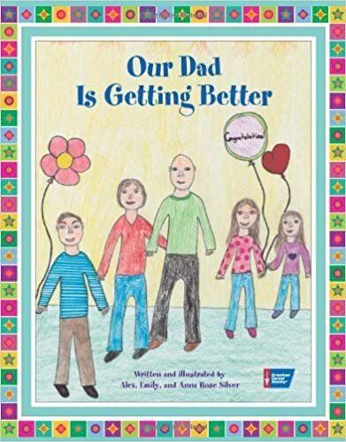 """Our Dad Is Getting Better"" is a companion book to ""Our Mom Is Getting Better."""