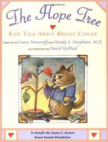 """The Hope Tree"" is about a fictional support group for animals whose moms have cancer."