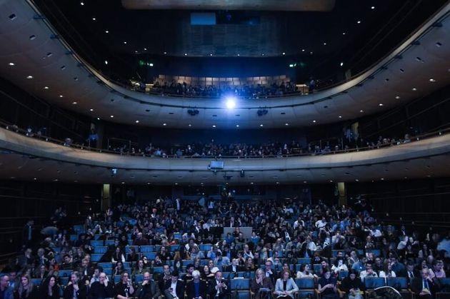 Μεγάλο Αμφιθέατρο- Στέγη