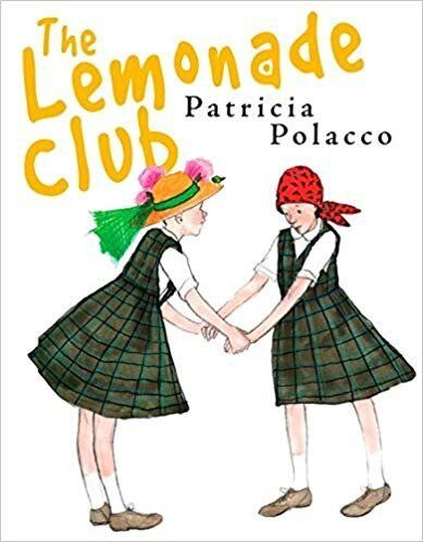 """The Lemonade Club"" is based on the true story of a young girl whose friend and beloved teacher both have cancer."