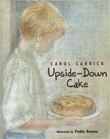 """Upside-Down Cake"" is told from the perspective of a 9-year-old boy whose dad has terminal cancer."