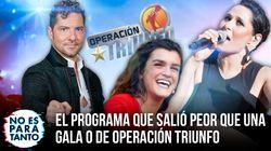 El programa que salió peor que una gala 0 de 'Operación Triunfo' - NEPT