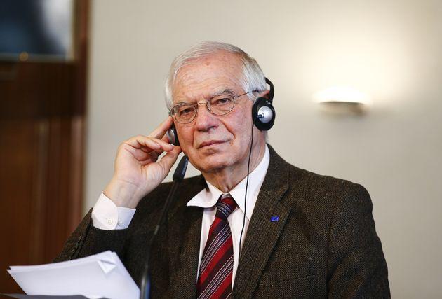 Μπορέλ: Σέρβοι και Αλβανοί πρέπει να βρουν μόνοι τους λύση για το