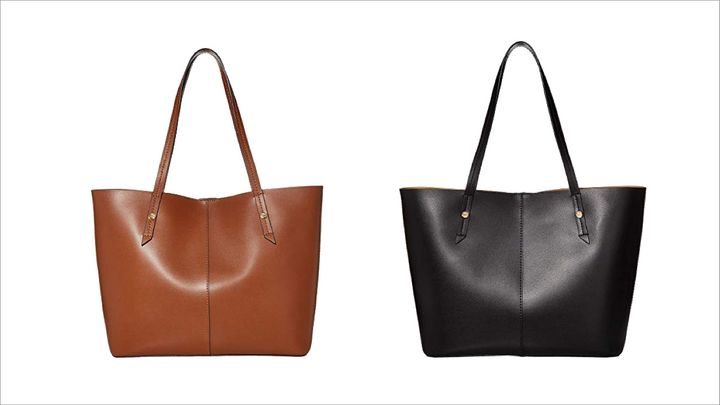 We found the perfect work bag. Good thing it's also on sale, too.