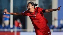 ▶️ Canadian Soccer Star Sinclair Breaks International Scoring