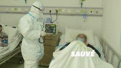 L'hôpital de Wuhan laisse sortir son 1er patient sévèrement atteint du