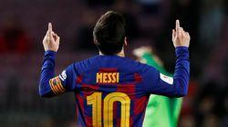 El Barcelona, a cuartos de la Copa con otro récord de