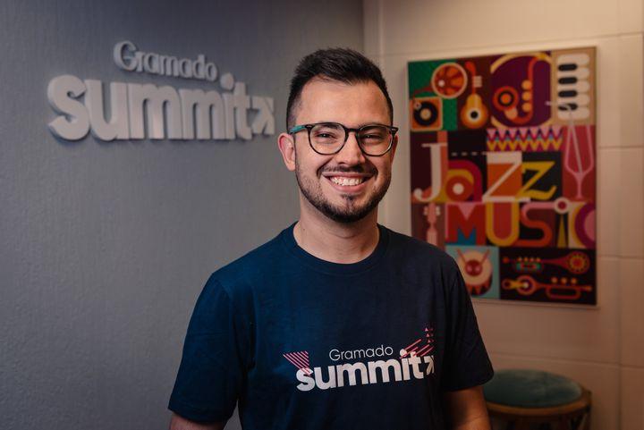 Marcus Rossi fundou a Gramado Summit em 2016.