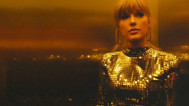 Taylor Swift em cena do documentário