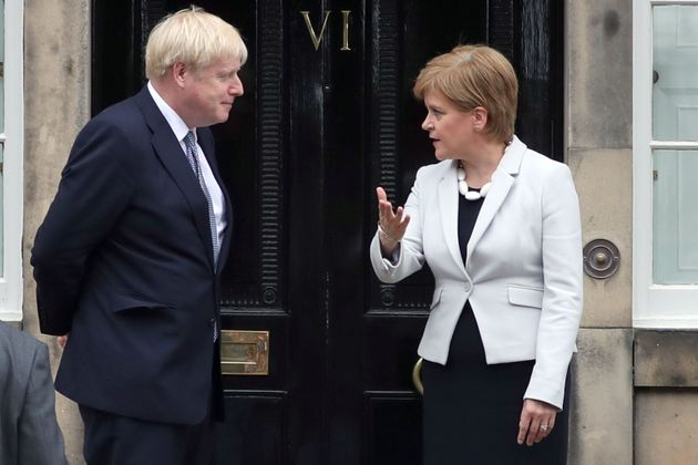 Could Boris Johnson Be The Last PM Of The (Current) United Kingdom?