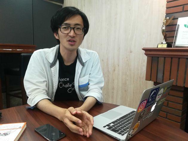 ゲームの家庭教師『ゲムトレ』を始めた小幡和輝さん