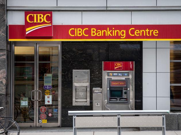 のCIBC銀行