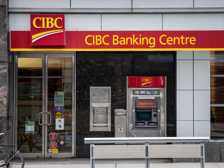 A CIBC bank in Toronto.