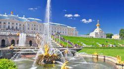 【世界遺産】広さ、宮殿20個と公園7つ!ペテルゴフの噴水が今年もスタート