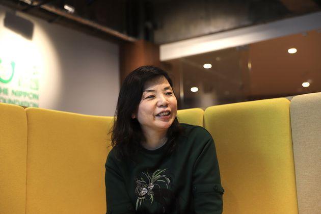 特定非営利活動法人CUE-Artの鈴木京子さん