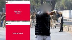 Jamia Firing: Gunman Posted Threats On Facebook Hours Before